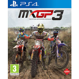 MXGP 3: The Official Motocross Videogame (PS4)