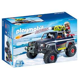 Playmobil Sports & Action 9059 Ice Pirates with Snow Truck