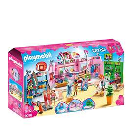 Playmobil City Life 9078 Shopping Plaza