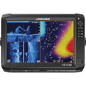 Lowrance HDS-12 Carbon (Excl. transducer)