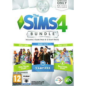 The Sims 4 Bundle - Vampires