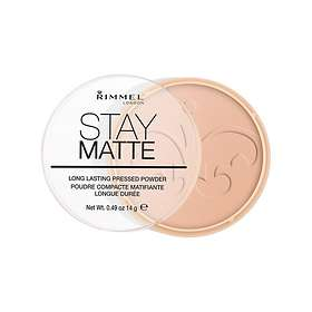 Rimmel Stay Matte Compact Powder Foundation 9g