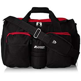 Everest Bags Sports Duffle with Wet Pocket