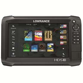 Lowrance HDS-9 Carbon (Excl. transducer)