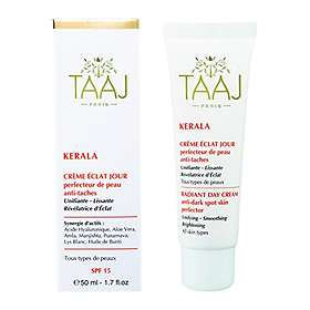 TAAJ Kerala Radiant Day Cream SPF15 50ml