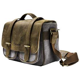 Canon Brown & Grey Camera Bag Small