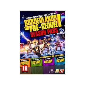 Borderlands: The Pre-Sequel - Season Pass (PC)