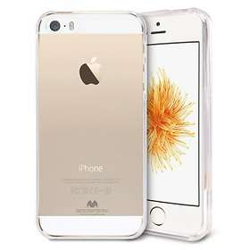 Mercury Clear Jelly Case for iPhone 5/5s/SE