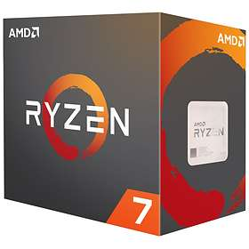 AMD Ryzen 7 1800X 3.6GHz Socket AM4 Box without Cooler