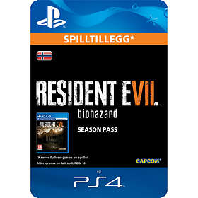 Resident Evil 7: Biohazard - Season Pass (Xbox One)
