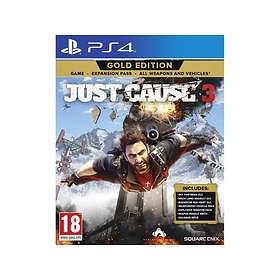 Just Cause 3 - Gold Edition (PS4)