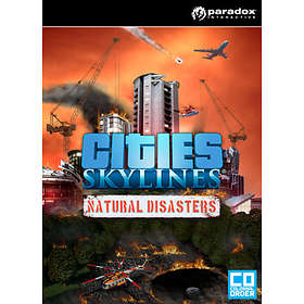 Cities: Skylines: Natural Disasters (Expansion) (PC)