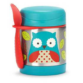 Skip Hop Zoo Insulated Food Jar 0.325L