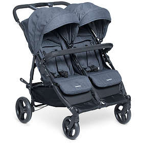 Beemoo Twin Travel Lux (Double Pushchair)