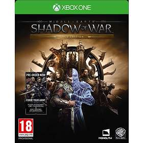 Middle-earth: Shadow of War - Gold Edition (Xbox One)