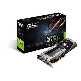 Asus GeForce GTX 1080 Ti Founders Edition HDMI 3xDP 11GB