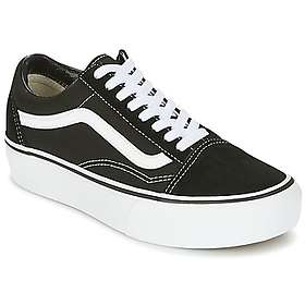Find the best price on Vans Old Skool Platform (Unisex)  baf9e0d79