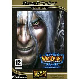 Warcraft III: The Frozen Throne (Expansion) (PC)