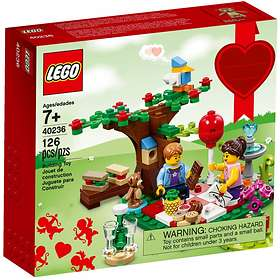 LEGO Seasonal 40236 Romantic Valentine Picnic