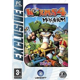 Worms 4: Mayhem (PC)