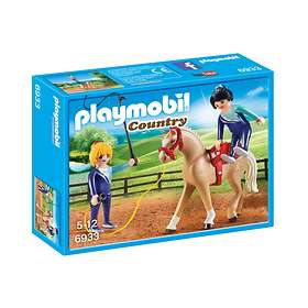 Playmobil Country 6933 Vaulting