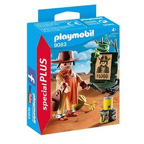 Playmobil Special Plus 9083 Cowboy with Wanted Poster