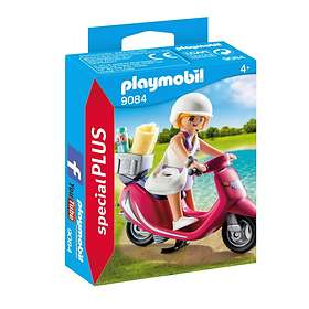 Playmobil Special Plus 9084 Beachgoer with Scooter