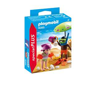 Playmobil Special Plus 9085 Children at the Beach