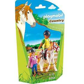 Playmobil Country 9258 Riding Instructor
