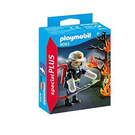 Playmobil Special Plus 9093 Firefighter with Tree