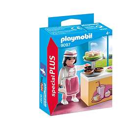 Playmobil Special Plus 9097 Pastry Chef