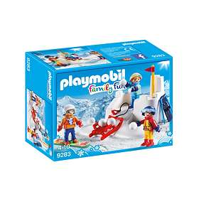 Playmobil Family Fun 9283 Snowball Fight