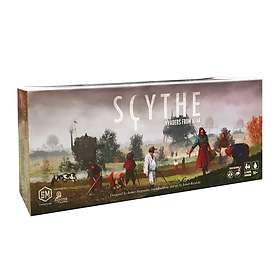 Scythe: Invaders from Afar (exp.)
