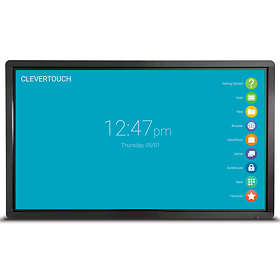 Sahara Clevertouch Plus Lux 86 4K 20 point