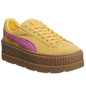 486dffc2f069 Find the best price on Puma X Fenty By Rihanna Creeper Velvet ...