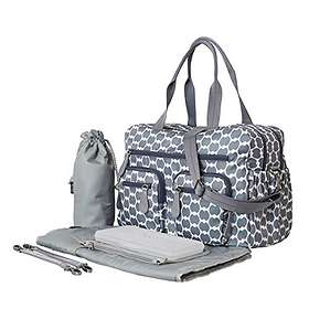 OiOi Carry All Diaper Bag (6682)