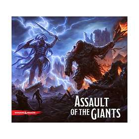 WizKids Dungeons & Dragons: Assault of the Giants