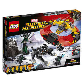 LEGO Marvel Super Heroes 76084 Thor The Ultimate Battle For Asgard