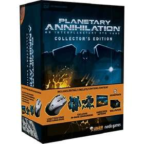 Planetary Annihilation - Collector's Edition (Mac)