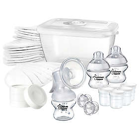 Tommee Tippee Closer To Nature Breastfeeding Kit