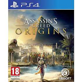 Assassin's Creed: Origins (PS4)
