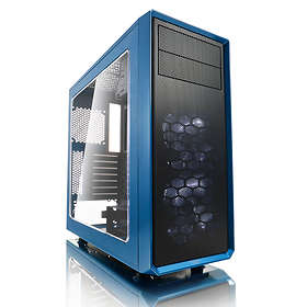 Fractal Design Focus G (Blue/Black/Transparent)