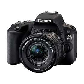 Canon EOS 200D + 18-55/4.0-5.6 IS STM