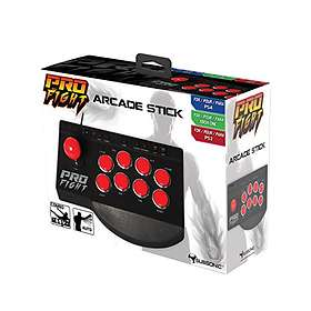 Find the best price on Subsonic Pro Fight Arcade Stick (PS4