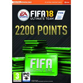 FIFA 18 - 2200 Points (PC)