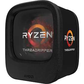 AMD Ryzen Threadripper 1920X 3.5GHz Socket TR4 Box without Cooler