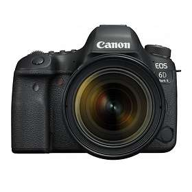 Canon EOS 6D Mark II + 24-70/4.0 L IS USM