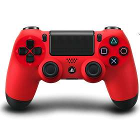 Sony DualShock 4 - Magma Red (PS4) (Original)
