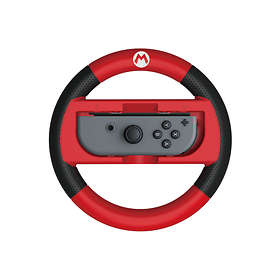 Hori Mario Kart 8 Deluxe Racing Wheel - Mario Edition (Switch)