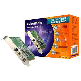 AVERMEDIA DVD EZMAKER PCI DRIVERS FOR PC